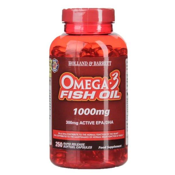 Omega 3 鱼油