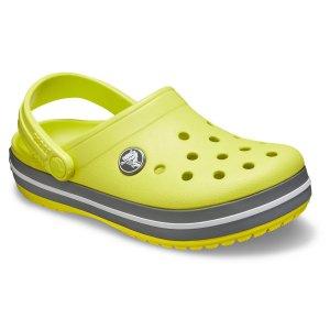 Crocs儿童 洞洞鞋
