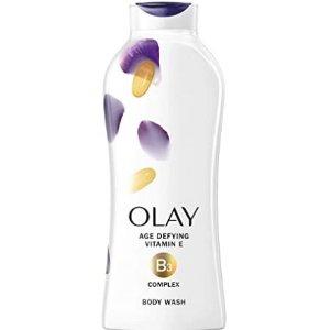 Olay Age Defying Body Wash with Vitamin E Age Defying Vitamin E