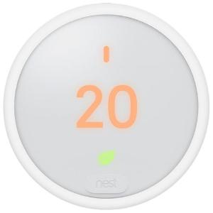 $199.99(原价$229.99) 8.7折黑五价:Google Nest Thermostat E 智能恒温器 远程控温
