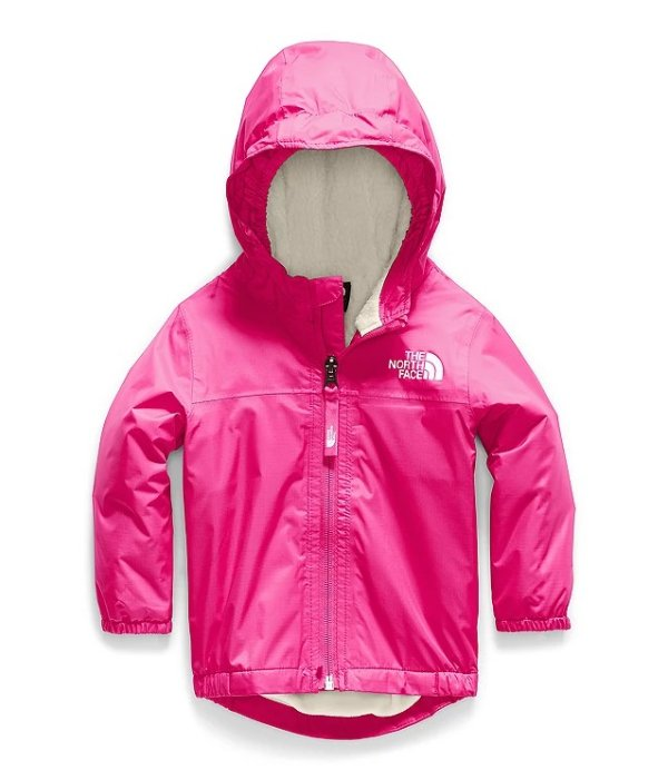 婴儿防雨保暖夹克