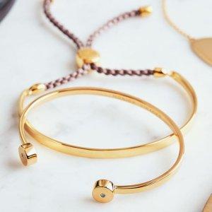 20% off+Complimentary EngravingMonica Vinader Friendship Bracelets on Sale