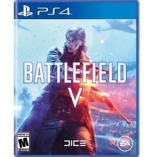 $29.99(原价$59.99)热门新作《战地V》PS4 实体版 真实还原二战站场