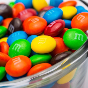 7.5折 送人自用两相宜M&M's 全场巧克力豆限时热卖