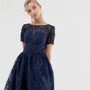 低至2折+满额7.5折ASOS 全场大促 封面蕾丝镂空裙$32,卫衣$9,波点裙$8