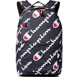 $38.97(原价$60)+包邮Champion 经典Logo款双肩运动背包 两色可选
