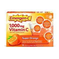 Emergen-C Dietary Supplement Drink Mix With 1000mg Vitamin C