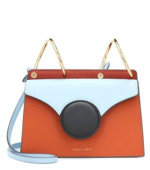 Mini Phoebe Leather Shoulder Bag - Danse Lente | mytheresa