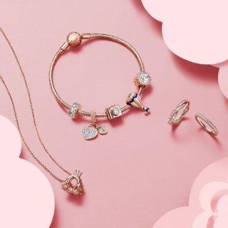 低至6折+额外8.5折 捡漏一波珠珠即将截止:PANDORA Jewelry 季末海量款清仓大促