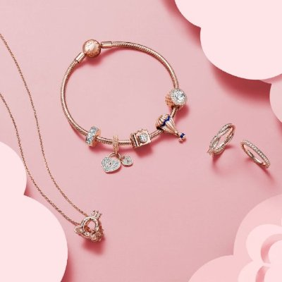 Up to 30% Off + Extra 20% off When You Buy 2PANDORA Jewelry Last Chance Items