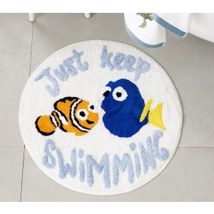 Pottery Barn KidsDisney and Pixar <em>Finding Nemo</em> Bath Mat