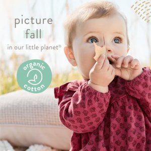 As Low as $5.95New Arrivals: Carter's Little Planet Organic Items