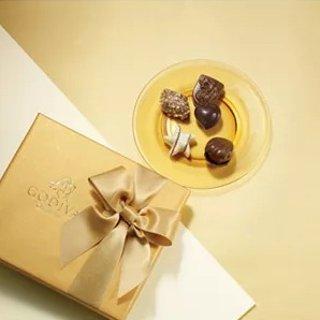 额外7折 热门款松露球也有Godiva 多款巧克力礼盒促销