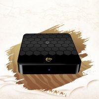 【自营】科软T9网络电视机顶盒海外专用华语wifi无线高清电视盒子
