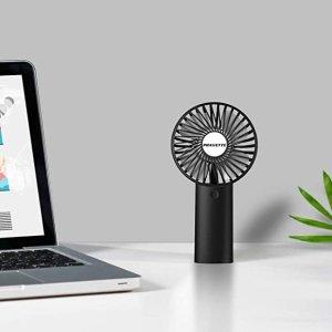 Amazon官网 夏日必备手持小电风扇 8至18小时超长待机时间