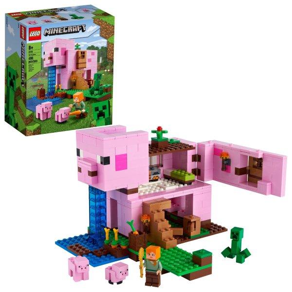Minecraft 小猪之家 21170