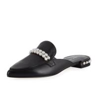 Guamule 珍珠穆勒鞋