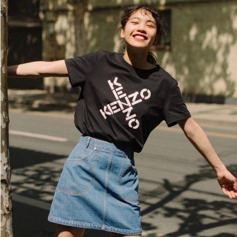4折起+额外8折D'Aniello Boutique 潮Tee专场 Maison Kitsune小狐狸T恤€43.2