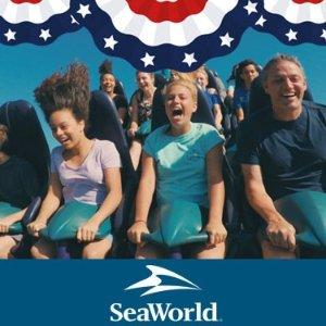 Save Up To 50%Seaworld Orlando Summer Flash Sale