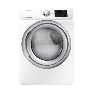 DV5300 7.5 cf electric FL dryer w/ Steam Dryers - DVE45N5300W/A3 | Samsung US
