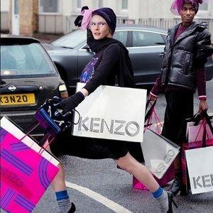 无门槛6折Kenzo 精选服饰包包鞋履 双十二的超值热卖战场