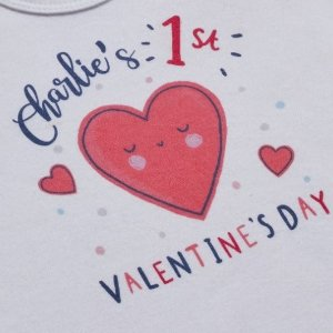 Dealmoon Exclusive: 10% OffPersonalized VDay Gift Sale @ My 1st Years