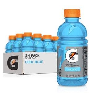 $10.91Gatorade佳得乐 运动功能型饮料 24瓶12oz