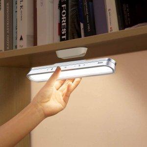 折后€23.74 完全不占空间Baseus 倍思无极调光阅读灯热促 磁吸设计 无线无支架