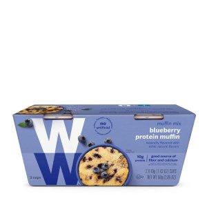 WW蓝莓味马芬蛋糕粉