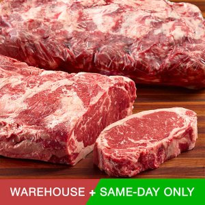 $25 OffCostco USDA Prime Beef Loin Whole New York