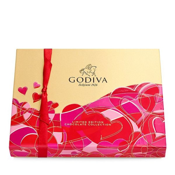 情人节巧克力20颗装礼盒