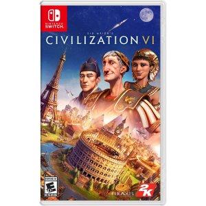 $39.99文明6 Switch版