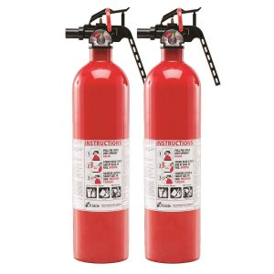 Kidde Multipurpose Fire Extinguishers, 2 pk