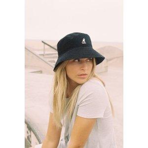 Kangol明星都爱的渔夫帽