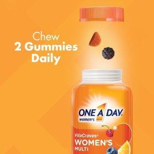 低至7折 包邮限今天:One A Day 男女、儿童、孕期维生素等产品热卖