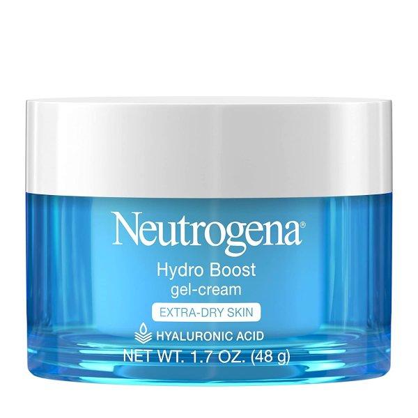 Neutrogena 透明质酸保湿补水面霜热卖 干皮适用