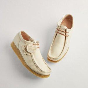 7.5折 玛丽珍鞋£44Clarks 春夏热卖款大促 收乐福鞋、玛丽珍鞋、牛津小皮鞋