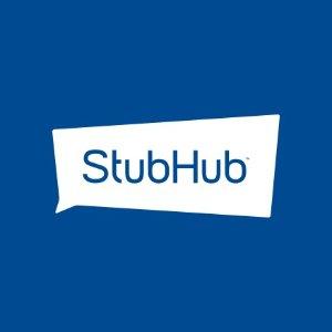 全场9折StubHub 演唱会 球赛  音乐节 网上购买夏季特促