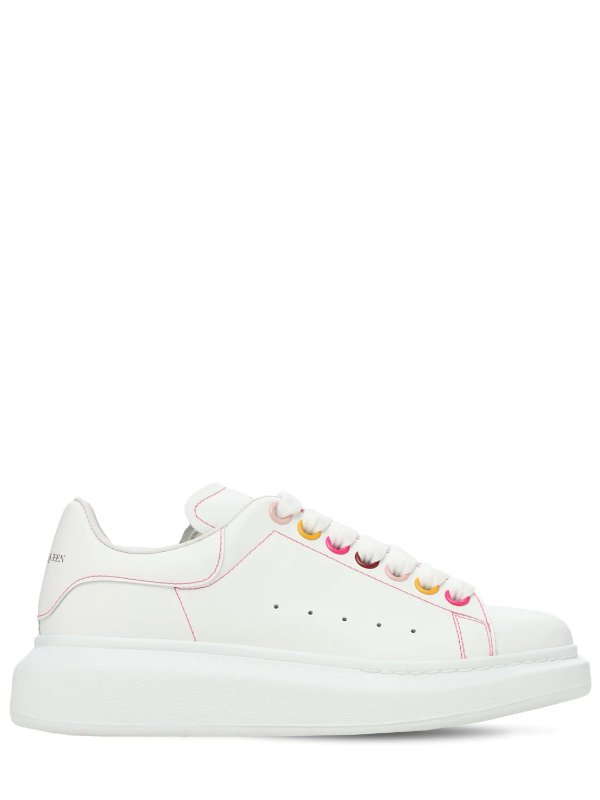 小白鞋 彩虹款