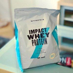 低至6.5折+额外5折Myprotein 官网运动营养补剂、蛋白粉热卖