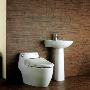 $249Bio Bidet BB-600 Ultimate Advanced Bidet Toilet Seat