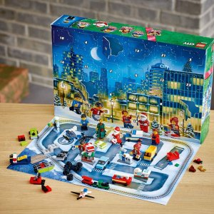 As low as $19.97Amazon LEGO Advent Calendar Building Kits