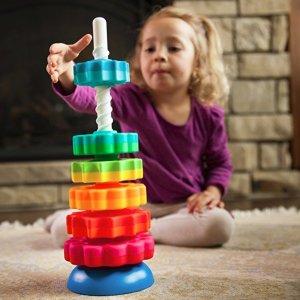 $25Fat Brain Toys Kids Spinagain Toy @ Amazon