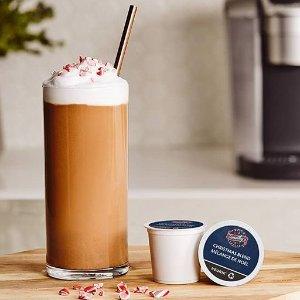 咖啡特饮8.5折 低至$0.5/杯Keurig K Cup系列咖啡胶囊热卖 星爸爸在家喝 完美咖啡自己做