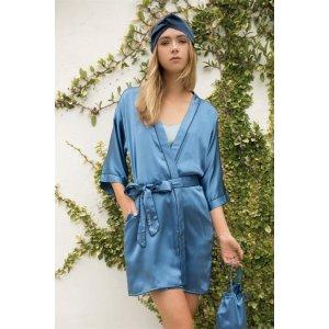 Cloroom深蓝色 睡衣
