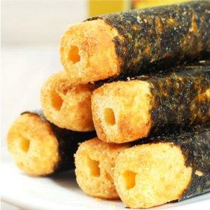 低至6折 收爆款紫菜卷亚米网 泰国小老板烤海苔马铃薯卷、天妇罗海苔多款补货