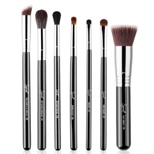 Sigma F80等畅销化妆刷套装直降€31 7只不到63欧