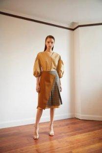 Split Wrap Skirt – 310MOOD