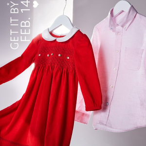 Up to 56% OffThe Valentine's Day Shop for Kids