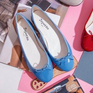 低至2折 芭蕾鞋$160起最后一天:Repetto 法国芭蕾平底鞋特卖 收Emma Stone、KK同款
